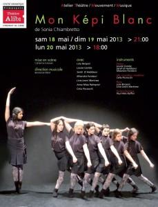 UN KÉPI A L'ATELIER THÉÂTRE MOUVEMENT MUSIQUE   dans danse contemporaine mon-kepi-blanc-229x300